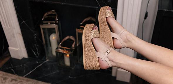 Retro Jelly Sandals Ladies Womens Girls Summer paillettes noir