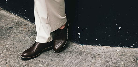 Derby shoes & Brogue shoes